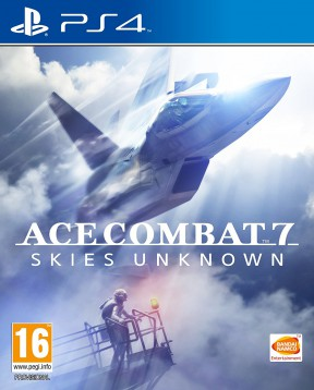 Ace Combat 7: Skies Unknown PS4 Cover