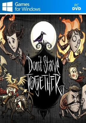 Don't Starve Together PC Cover