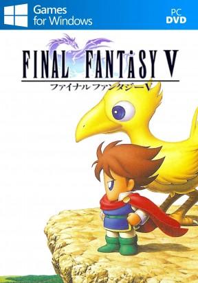 Final Fantasy 5 PC Cover