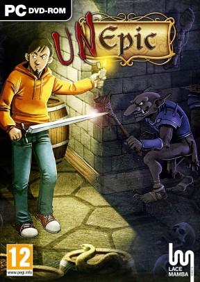 UnEpic PC Cover