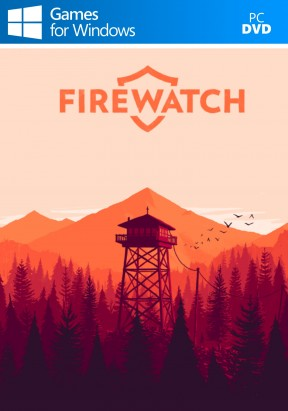 Firewatch PC Cover