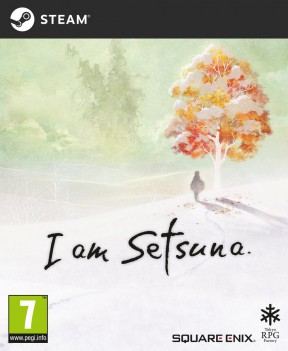 I am Setsuna PC Cover