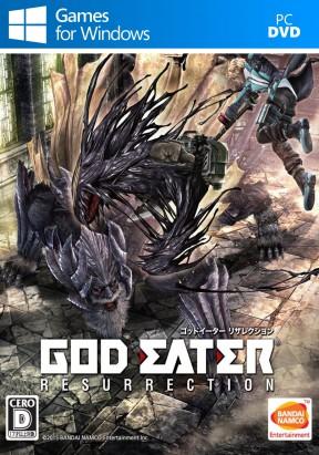 God Eater: Resurrection PC Cover