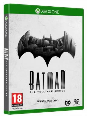 Batman - The Telltale Series Xbox One Cover