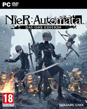 NieR Automata PC Cover