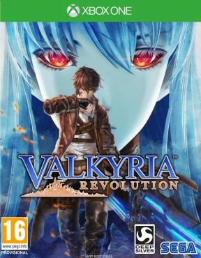 Valkyria Revolution Xbox One Cover