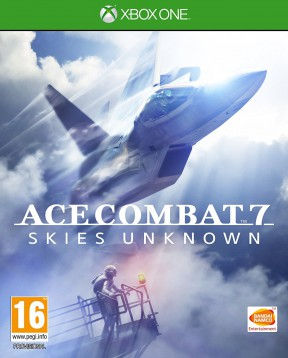 Ace Combat 7: Skies Unknown Xbox One Cover