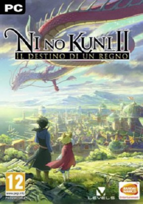 Ni No Kuni II: Il Destino di un Regno PC Cover
