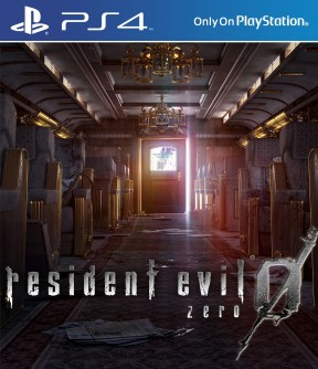 Resident Evil 0 HD Remaster PS4 Cover