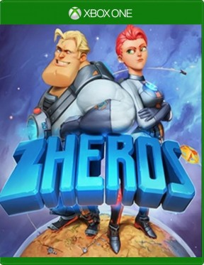 Zheros Xbox One Cover