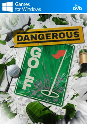 Dangerous Golf PC Cover