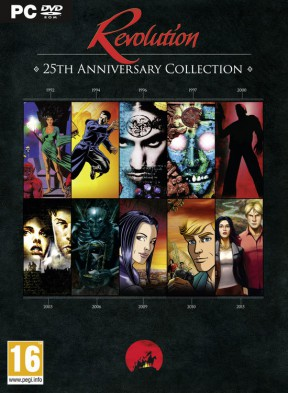 Revolution - 25th Anniversary Collection PC Cover