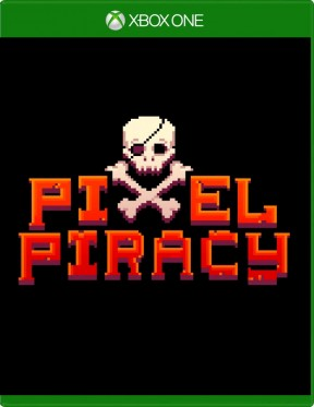 Pixel Piracy Xbox One Cover