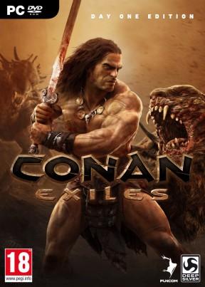 Conan Exiles PC Cover
