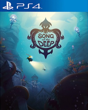 Song of the Deep PS4 Cover