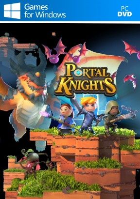 Portal Knights PC Cover