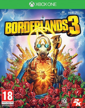 Borderlands 3 Xbox One Cover