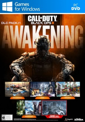 Call of Duty: Black Ops III - Awakening PC Cover