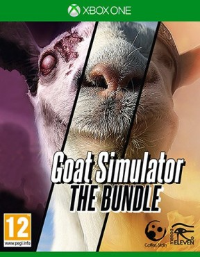 Goat Simulator: The Bundle Xbox One Cover