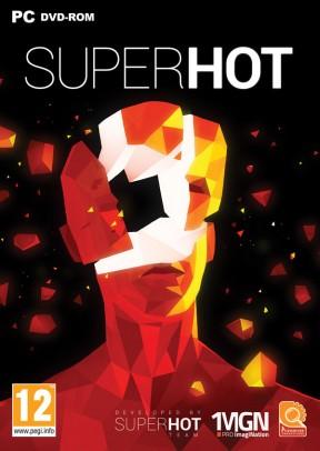 Superhot PC Cover