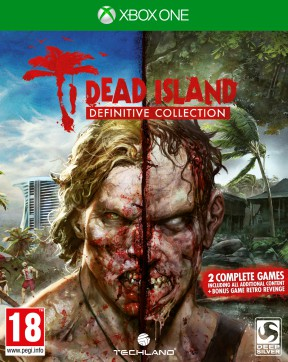 Dead Island - Definitive Collection PS4 Cover
