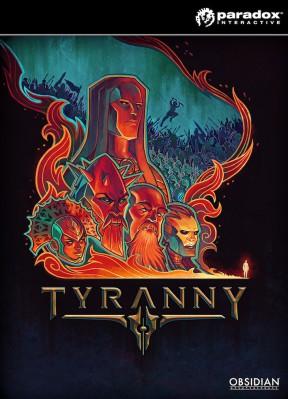 Tyranny PC Cover