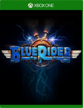 Blue Rider Xbox One Cover