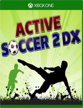 Active Soccer 2 DX Xbox One Cover
