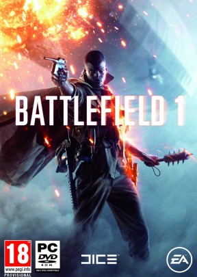 Battlefield 1 PC Cover