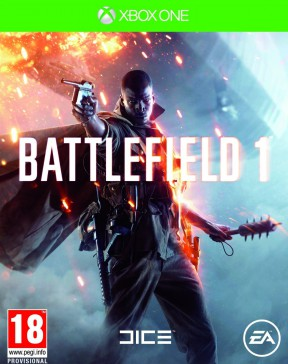 Battlefield 1 Xbox One Cover
