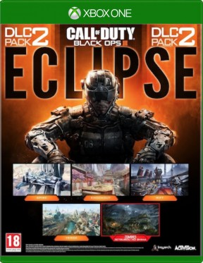 Call of Duty: Black Ops III - Eclipse Xbox One Cover