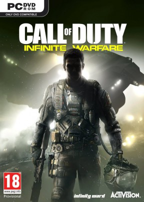 Call of Duty: Infinite Warfare PC Cover