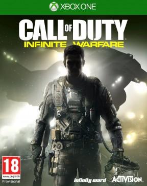 Call of Duty: Infinite Warfare Xbox One Cover