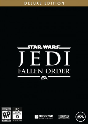 Star Wars: Jedi Fallen Order PC Cover