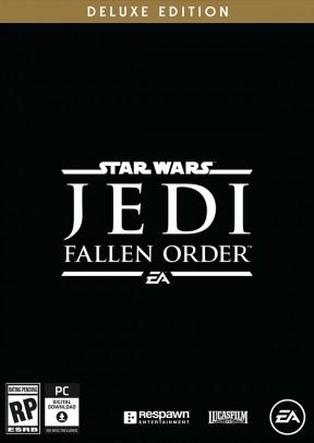 Star Wars: Jedi Fallen Order PC Cover
