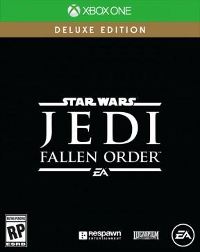 Star Wars: Jedi Fallen Order Xbox One Cover