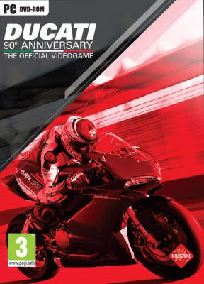 Ducati - 90th Anniversary PC Cover