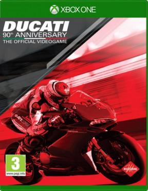 Ducati - 90th Anniversary Xbox One Cover