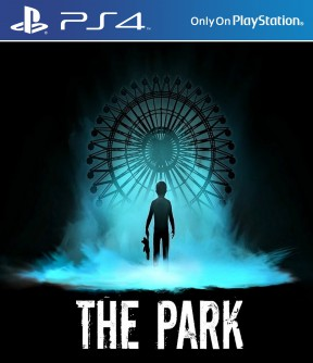 The Park PS4 Cover