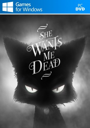 She Wants Me Dead PC Cover