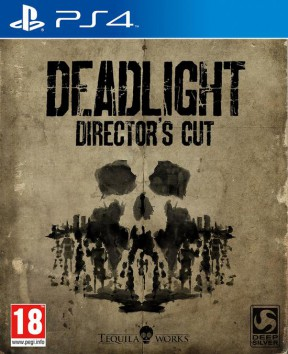 Deadlight: Director's Cut PS4 Cover