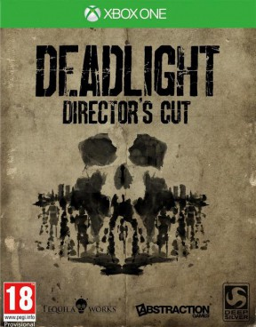 Deadlight: Director's Cut Xbox One Cover