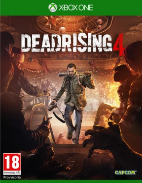 Dead Rising 4 Xbox One Cover