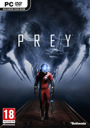 Prey PC Cover