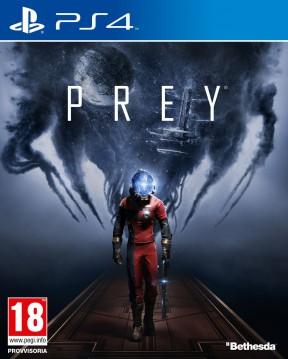 Prey PS4 Cover