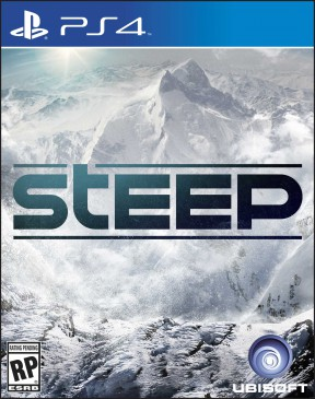 Steep PS4 Cover