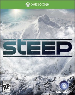Steep Xbox One Cover