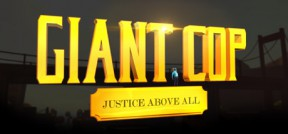 Giant Cop: Justice Above All PC Cover