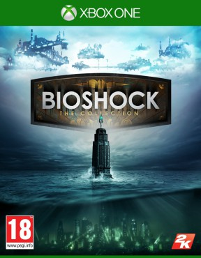 Bioshock: The Collection Xbox One Cover