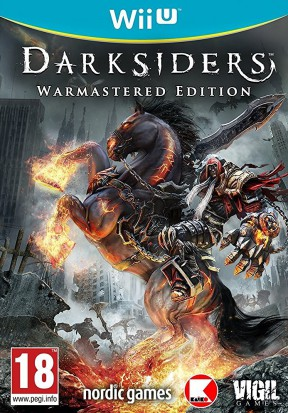 Darksiders: Warmastered Edition Wii U Cover